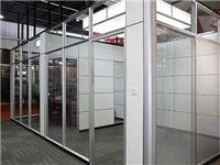 玻璃隔断墙安装施工工艺  玻璃隔断适合用哪种玻璃