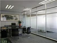 装饰玻璃隔断该如何设计  玻璃隔断的安装施工方法