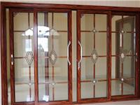 橱柜玻璃移门的安装方法  厨房推拉门什么颜色好看