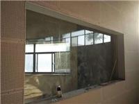 单向玻璃的性能特点简介  单向玻璃保护隐私的原理