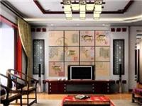 玻璃电视背景墙如何装修  客厅艺术玻璃装饰怎么选