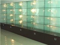 玻璃展示柜分为哪些类别  玻璃的生产制备工艺过程
