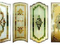 怎么安装镶嵌玻璃装饰墙  彩绘玻璃的加工制作方法