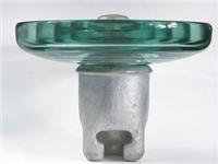 钢化玻璃绝缘子主要组成  钢化玻璃绝缘子功能特点