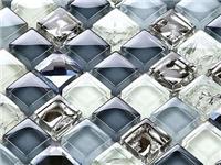 玻璃马赛克装饰规格尺寸  玻璃马赛克隔断墙怎么做