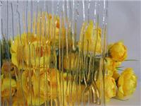艺术压花玻璃有什么特点  艺术压花玻璃有哪些应用