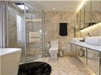 淋浴房钢化玻璃要多少钱  浴室玻璃门多少钱一平方