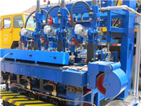 行列式制瓶机的工艺过程  玻璃瓶生产工艺主要流程