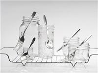 艺术玻璃瓶是怎么制作的  吹制玻璃有哪些加工手段
