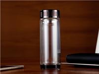 双层玻璃保温杯有何优点  玻璃双层保温杯清除茶垢