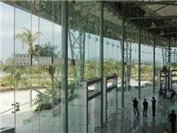 玻璃幕墙要怎么进行保养  双层中空玻璃可以开孔吗