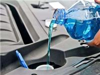 汽车玻璃水的成分与作用  玻璃水通常具有什么功能