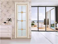 卫生间门安装玻璃好不好  卫生间磨砂玻璃制作方法