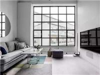 别墅安装落地窗有何好处  别墅玻璃窗户该如何设计