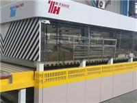 钢化玻璃生产成型的原理  钢化玻璃比普玻好在哪里