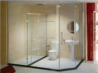 一间玻璃淋浴房要多少钱  如何挑选淋浴房组成材料