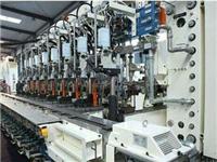 玻璃瓶行列机的工作流程  玻璃瓶压吹机的基本结构