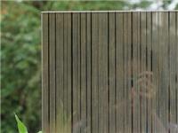 夹丝玻璃能起到什么作用  夹胶玻璃有什么功能优点