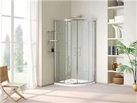 使用钢化玻璃的注意要点  淋浴房安装什么玻璃更好