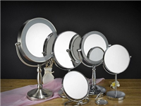 镜子该怎么加工制造出来  钢化玻璃台盆为何会自爆