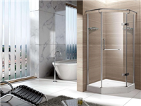 淋浴房钢化玻璃该怎么挑  玻璃淋浴房日常保养方法