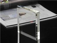 K9水晶玻璃属于什么玻璃  该怎样分辨超白与K9玻璃