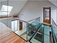 室内用玻璃地面有何好处  水晶玻璃吊灯的选购方法