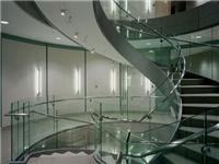 热弯玻璃是怎么加工成型  钢化热弯玻璃能做隔断吗