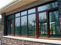 断桥铝玻璃窗有几种形式  橱柜门用晶钢门板好不好