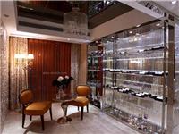 酒柜玻璃装修时怎么安装  中空玻璃门安装有何要点