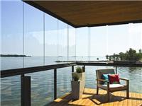 无框阳台窗适合家庭用吗  无框阳台窗具有哪些优点