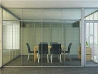 玻璃隔断怎样安装更牢固  磨砂玻璃隔断的安装要求