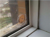 玻璃表面切圆洞有何技巧  玻璃切割机械的结构组成