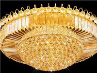 玻璃水晶灯安装详细步骤  水晶与玻璃的实用分辨法