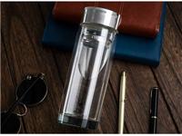 双层保温玻璃杯选购技巧  双层玻璃杯具有什么优点