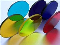 玻璃材料内部着色的方法  普通玻璃的主要生产原料