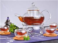 玻璃茶具有什么特别之处  玻璃茶壶怎样来去除茶渍