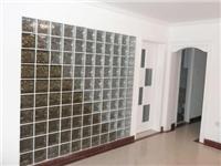 玻璃砖制作隔断墙的优点  玻璃隔断移门的安装方法