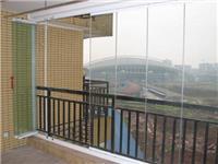 无框玻璃阳台有哪些优点  玻璃门窗有几种开启方法