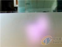 磨砂玻璃上怎么贴东西  什么是玻璃喷砂工艺