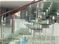 玻璃楼梯真的牢固吗  玻璃加工厂是怎么加工玻璃的
