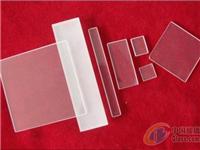 石英玻璃片的光学性能  石英玻璃的化学性能