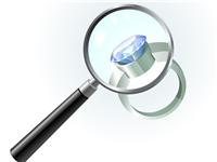 划玻璃用的是钻石吗  水晶和玻璃的鉴别方法