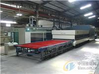 钢化玻璃生产线的加热段有什么特点?