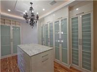 衣柜移门用玻璃好不好  卫生间和衣柜的移门用什么玻璃好