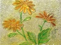 艺术雕刻玻璃的生产工艺  什么是抗反射玻璃