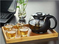 为什么要用玻璃材质茶壶  玻璃茶壶该怎样生产成型