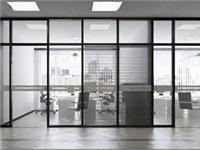 钢化玻璃隔断墙安装方法  玻璃地板用什么玻璃做的