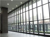 高层玻璃幕墙材料的要求  玻璃幕墙要怎样清洗保养