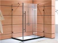 玻璃材质的淋浴房好用吗  淋浴房玻璃怎样清洗干净